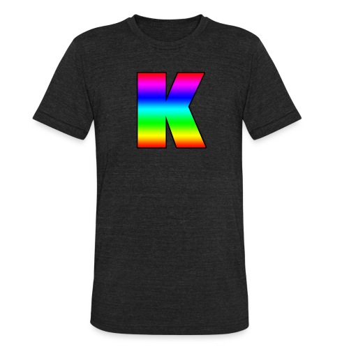 The Iconic K - Unisex Tri-Blend T-Shirt