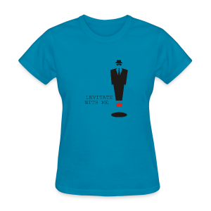Levitation T-Shirt (Womans) - Women's T-Shirt