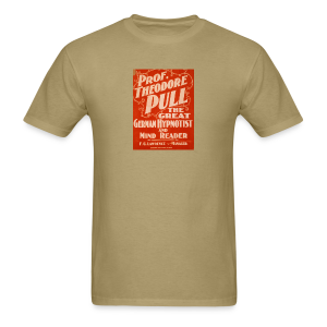 Old-Time Performer T-Shirt (Mens) - Men's T-Shirt