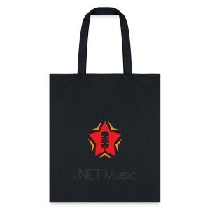 JNET Music Tote Bag - Tote Bag