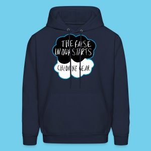 The False in Our Starts Hoodie - Men's Hoodie