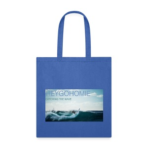 Catching the wave - Tote Bag