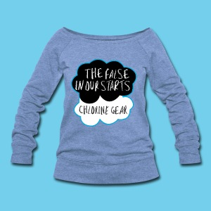 The False in Our Starts Wideneck Sweatshirt - Women's Wideneck Sweatshirt