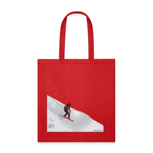 Down the hill - Tote Bag