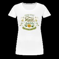 T-Shirts ~ Women's Premium T-Shirt ~ Article 105597170