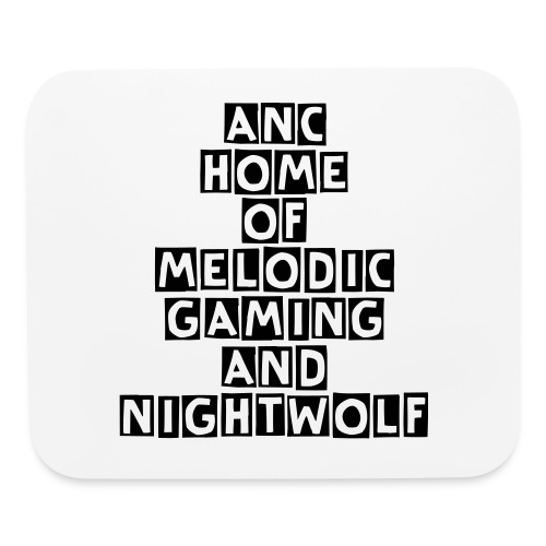 ANC mouse pad 1 - Mouse pad Horizontal