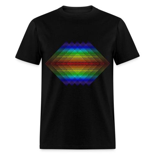 Trippy T shirt - Men's T-Shirt