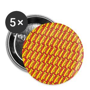 Pin Grande (Pack de 5) - Large Buttons
