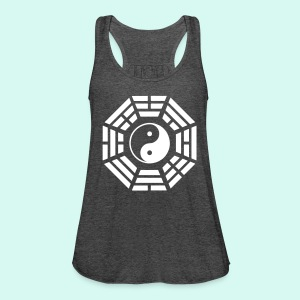 YINGYANG(: - Women's Flowy Tank Top by Bella