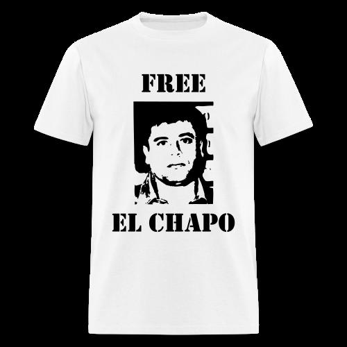 El chapo - Men's T-Shirt