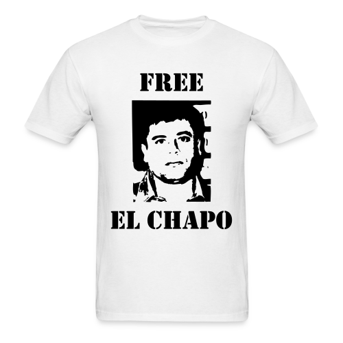El chapo - Men's T-Shirt