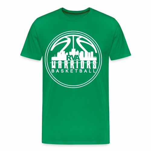Warriors Limited ShamRock - Men's Premium T-Shirt