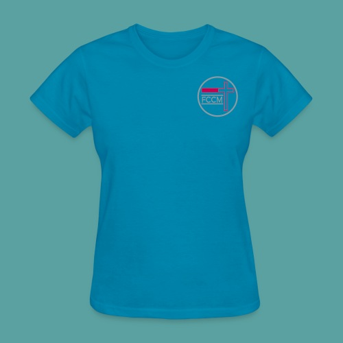 revised_fccm_logo - Women's T-Shirt