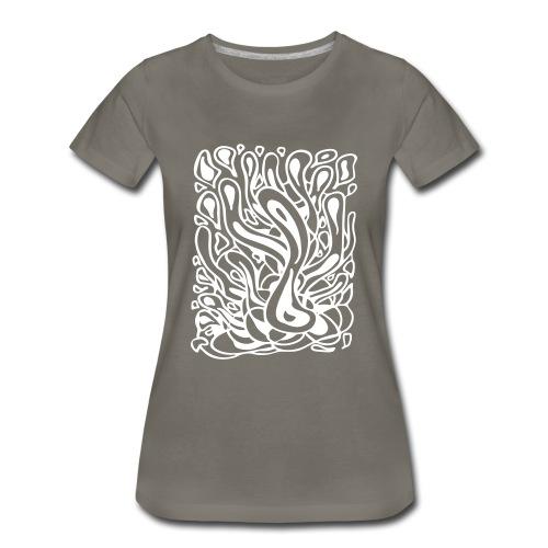 Flow - Women's Premium T-Shirt