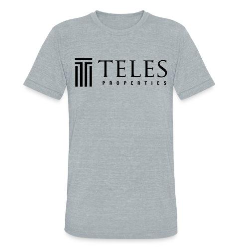 Teles Unisex T-shirt - Unisex Tri-Blend T-Shirt