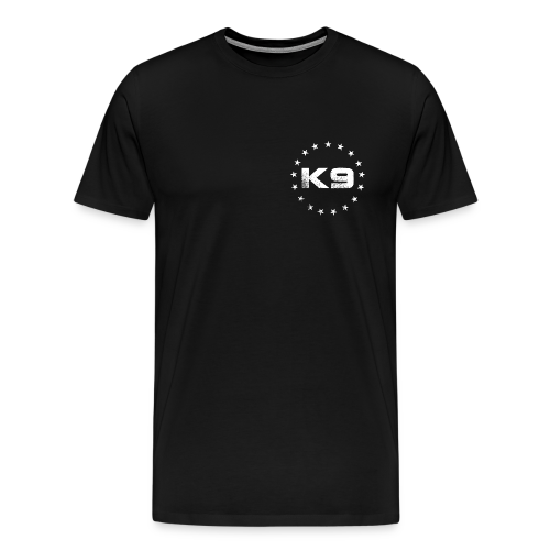 K9 Coalition Tee | Black - Men's Premium T-Shirt