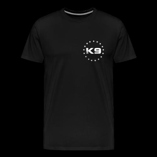 K9 Coalition Tee | Black - Men's Premium T-Shirt