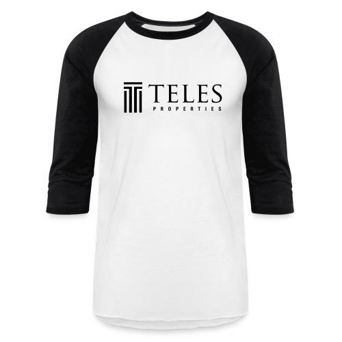Teles Men's Longsleeve - Baseball T-Shirt
