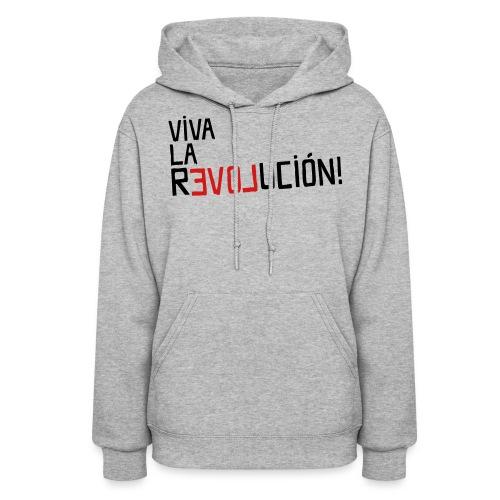 Viva la revolucion! - Women's Hoodie