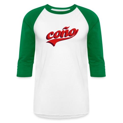 Cono! Red - Baseball T-Shirt
