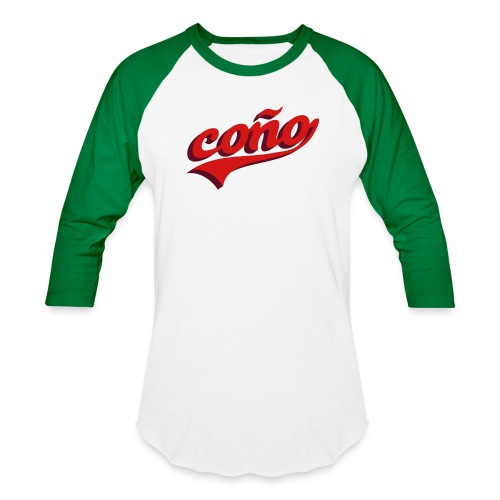 Cono! Red - Baseball T-Shirt