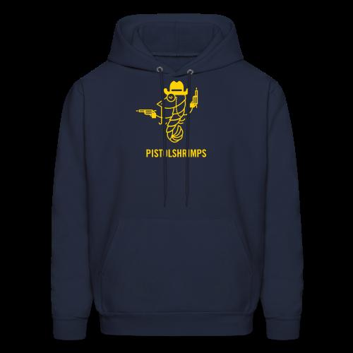 Gunslinger Shrimp Hoodie - Men's Hoodie