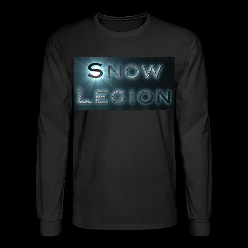 Long Sleeve Men's Member Shirt - Men's Long Sleeve T-Shirt