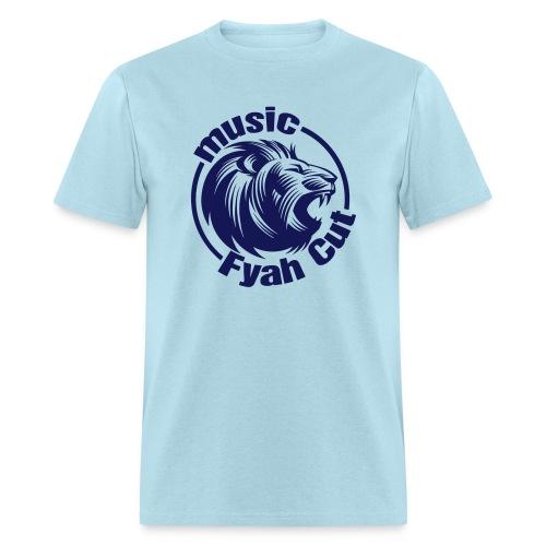 Fyah Cut Music Basic T-shirt - Men's T-Shirt