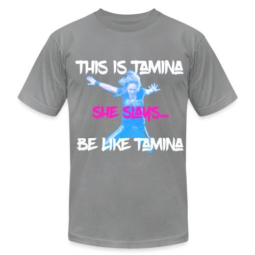 Men's This Is Tamina Tee - Men's Fine Jersey T-Shirt