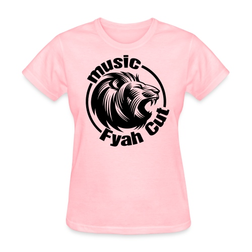 Fyah Cut Music Basic T-shirt - Women's T-Shirt