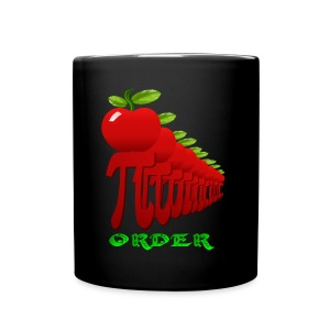 Apple Pi Order - Full Color Mug