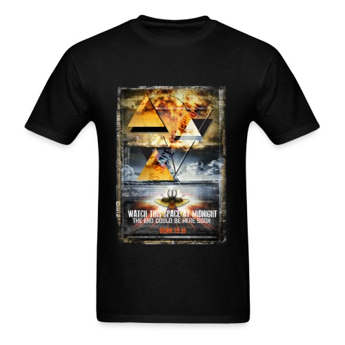 The End is Near - Men's T-Shirt