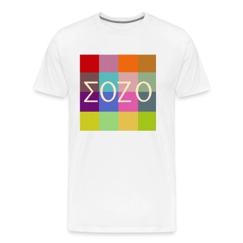 EOZO-COLOR-Men's Premium T-Shirt - Men's Premium T-Shirt
