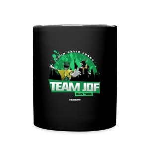 Team JDF New York coffee mug - Full Color Mug