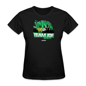Female Team JDF New York T-Shirt  - Women's T-Shirt