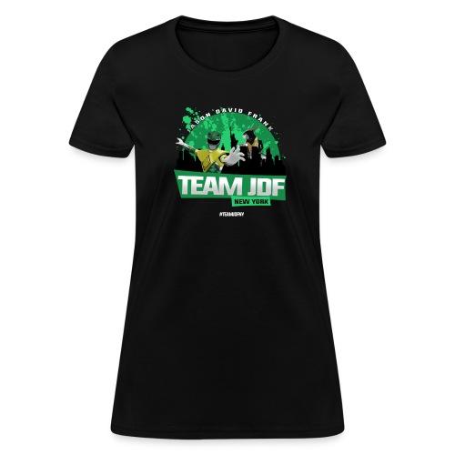 Female Team JDF New York T-Shirt  - Women's T-Shirt
