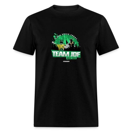 Male Team JDF New York T-Shirt - Men's T-Shirt