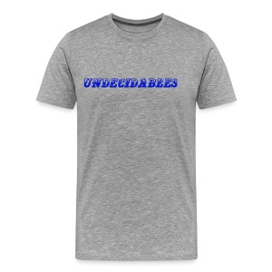 UNDECIDABLES ASH-T - Men's Premium T-Shirt