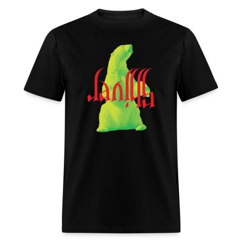 Glacier Bear Tee - Men's T-Shirt
