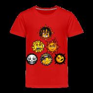 Baby & Toddler Shirts ~ Toddler Premium T-Shirt ~ glo T shirt