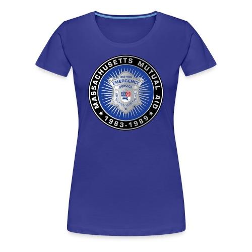 MMA Commemorative Womens T-shirt - Women's Premium T-Shirt