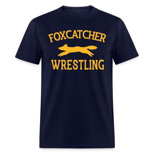 Foxcatcher Wrestling Tee - Men's T-Shirt