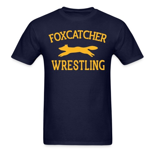 Foxcatcher Wrestling Tee - Men's T-Shirt