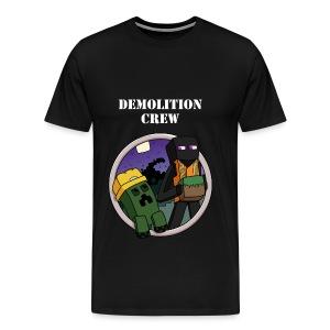 Demolition Crew Tshirt - Men's Premium T-Shirt