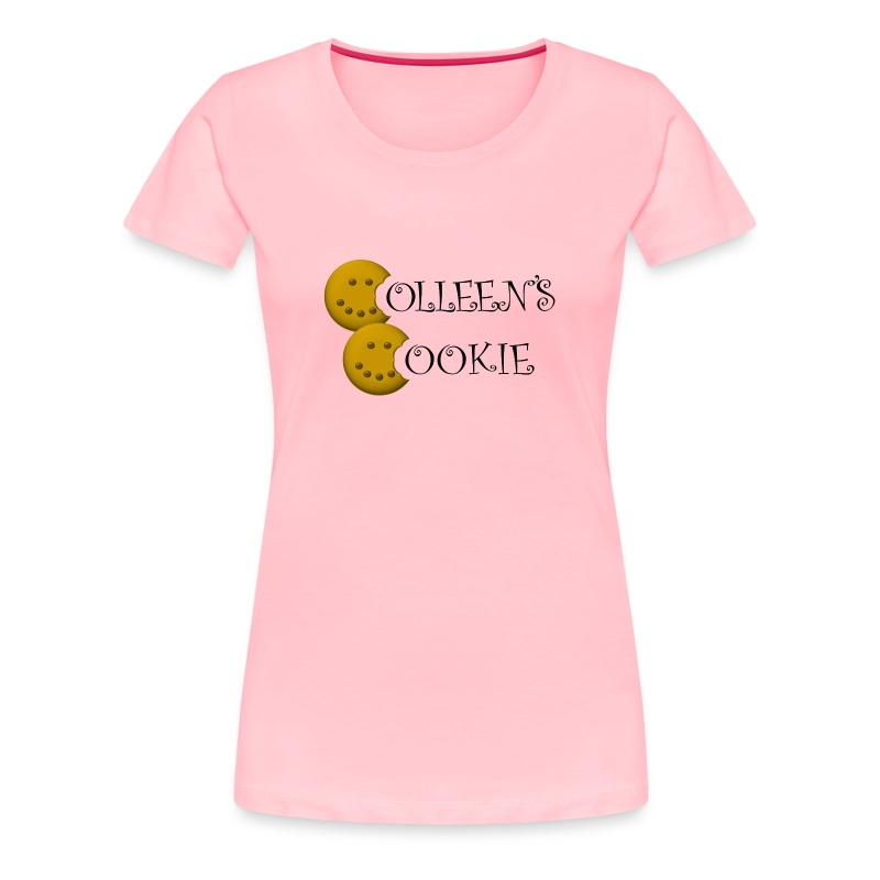 Colleen's Cookie WOMEN - Women's Premium T-Shirt