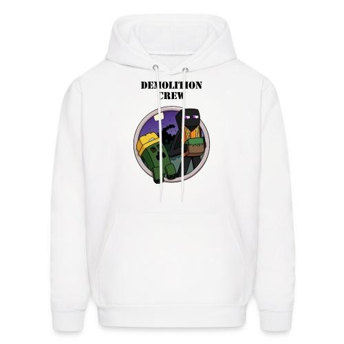 Demolition Crew Hoodie - Men's Hoodie