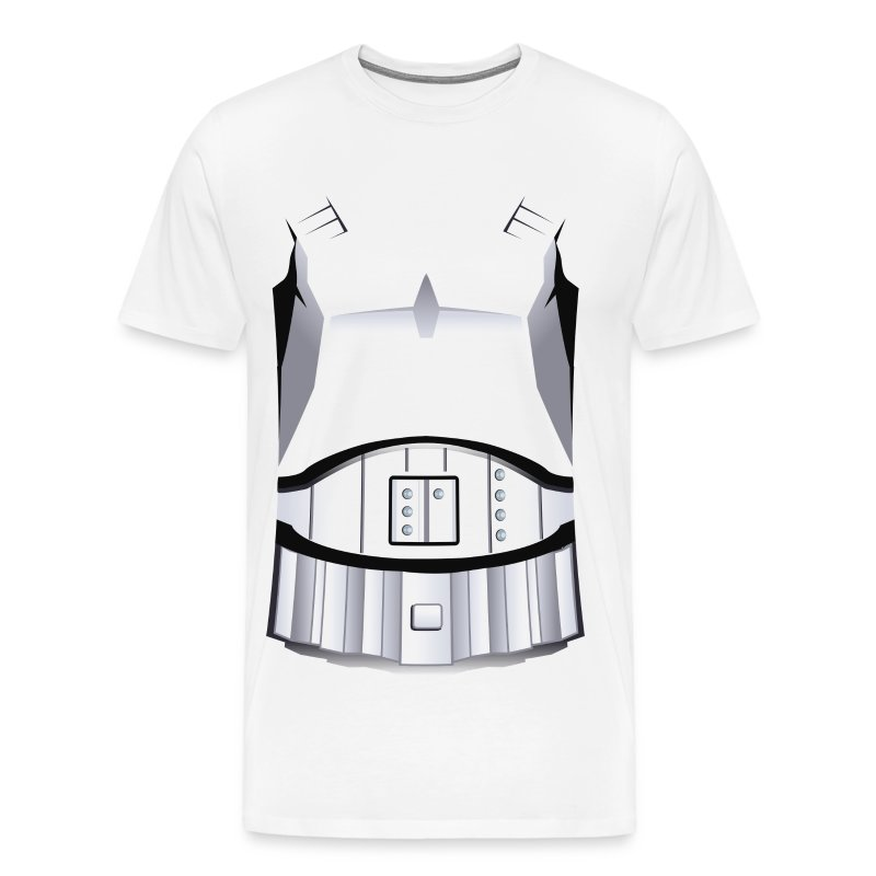 Storm Trooper Costume Tee T Shirt Spreadshirt