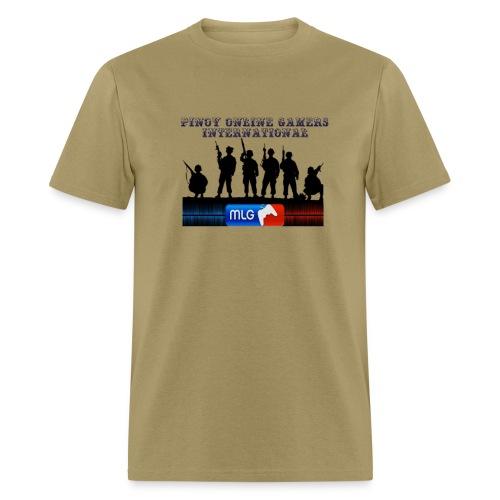 Team PoGi - Men's T-Shirt
