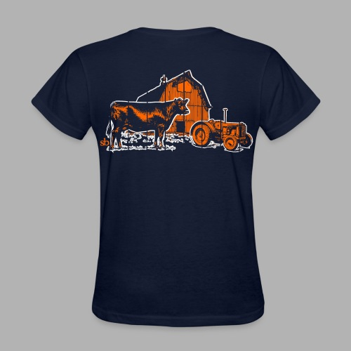 Women's Saturdays at the Barn - Women's T-Shirt