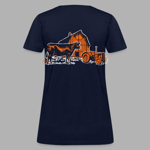 Women's Saturdays at the Barn - Women's T-Shirt